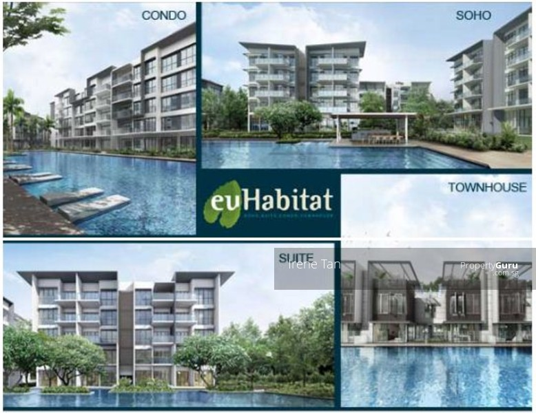 eu habitat jalan eunos 2 bedrooms 813 sqft
