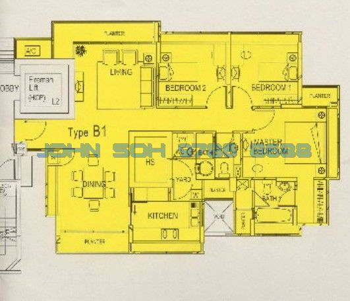Freehold condo in thomson novena pasadena 2a for Pasadena floors