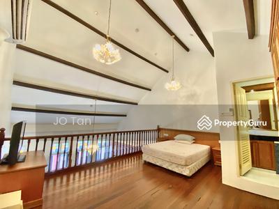For Rent - SUPER RARE: BEAUTIFUL HERITAGE CONSERVATION SHOPHOUSE LOFT HIGH CEILING @ BUGIS MRT! !