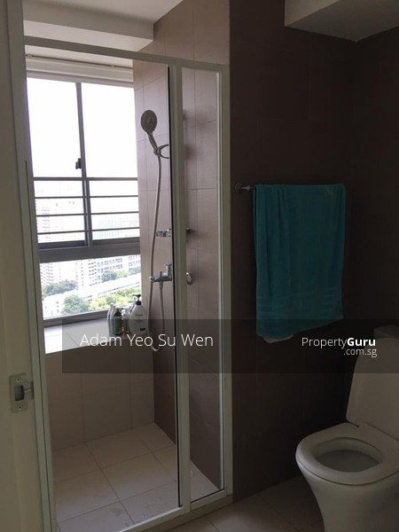 Rare Dbss 5 Rm City View Boon Keng 9 Boon Keng 3 Bedrooms 1152 Sqft Hdb Flats For Rent
