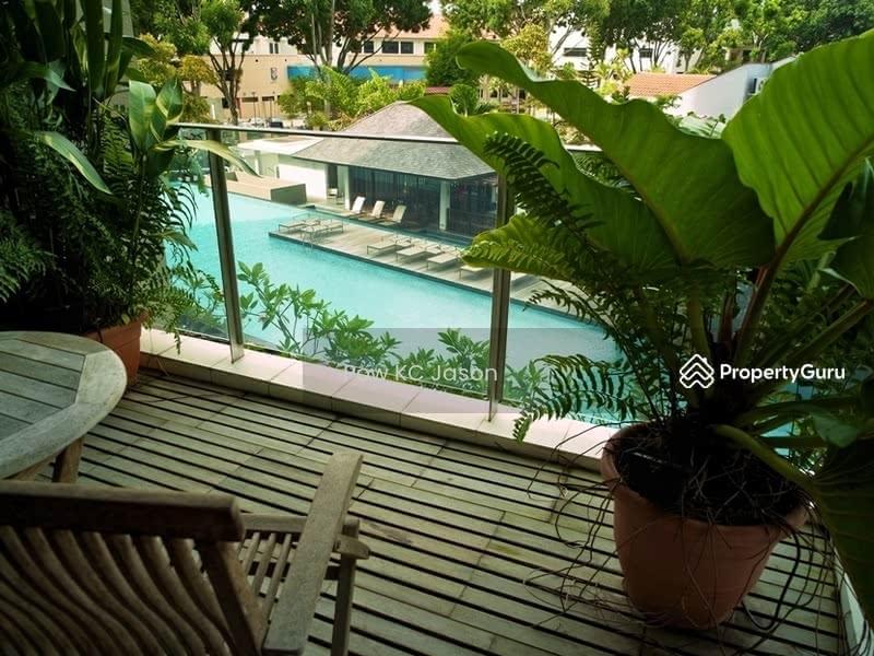 Living Hall Balcony View
