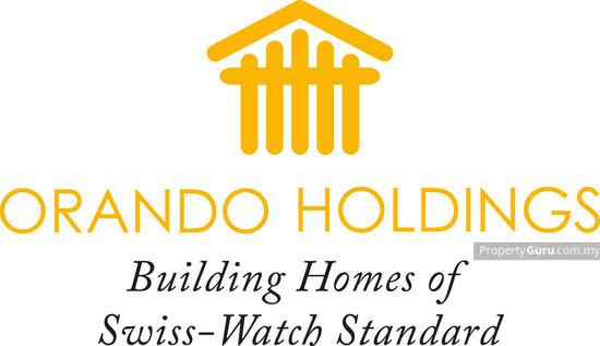 Orando Holdings Sdn Bhd