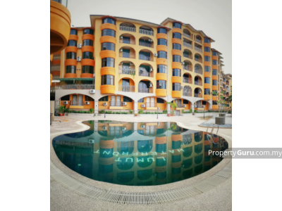 - Lumut Waterfront Villa