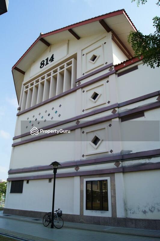 814 Hougang Avenue 10 #0