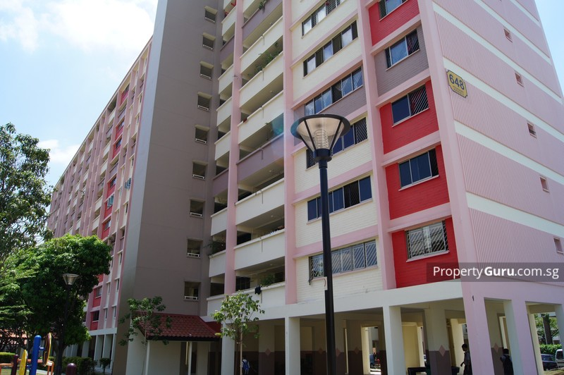 648 Hougang Avenue 8 #0