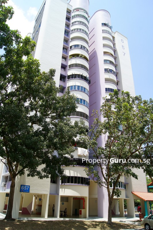 657 Hougang Avenue 8 #0