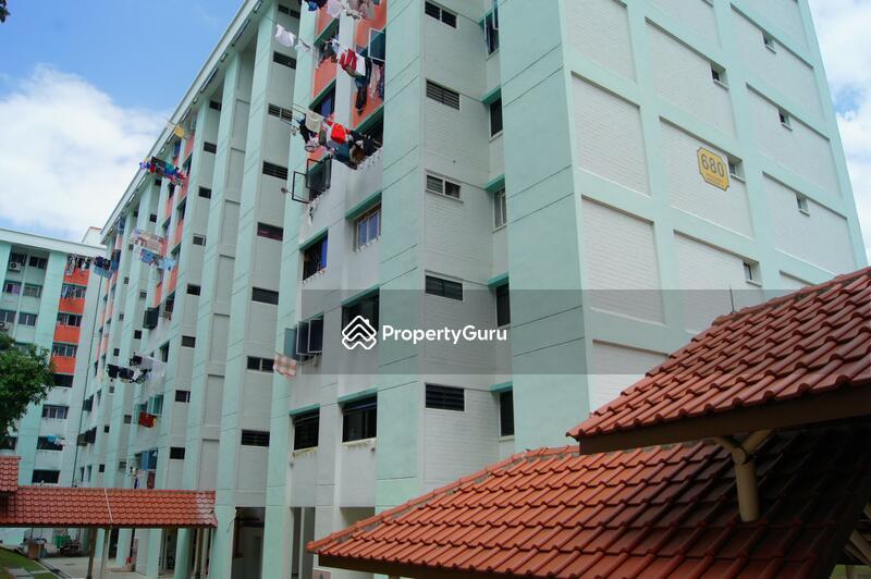 680 Hougang Avenue 8 #0