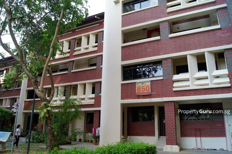 850 Hougang Central #0