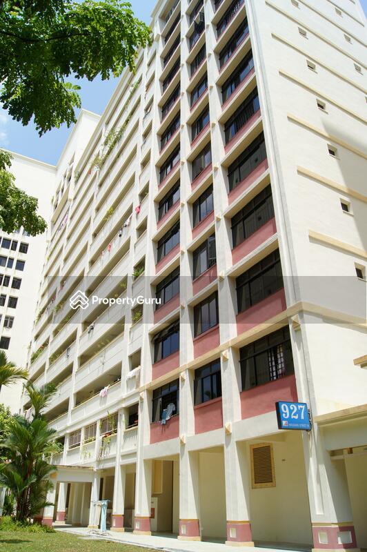 927 Hougang Street 91 #0