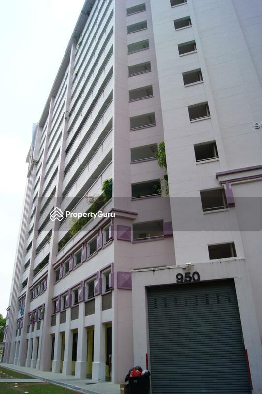 950 Hougang Street 91 #0