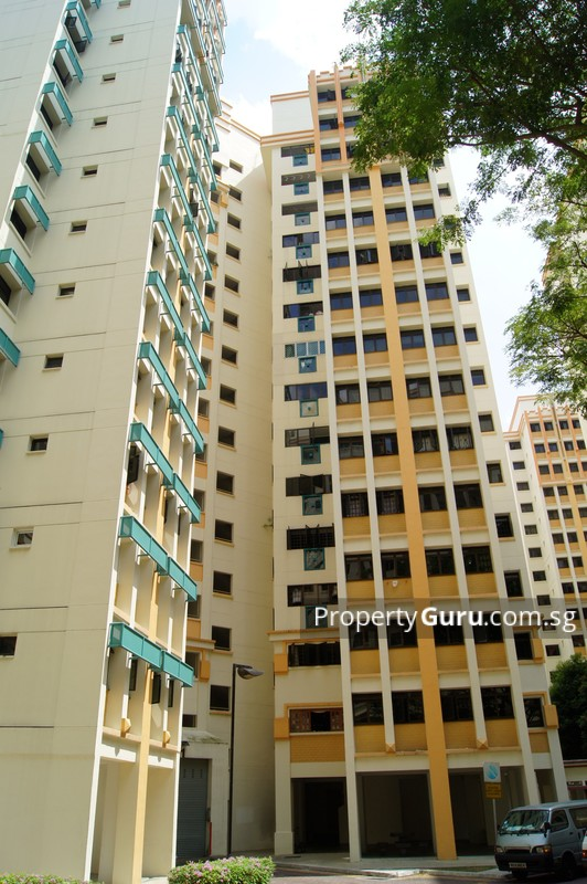 971 Hougang Street 91 #0