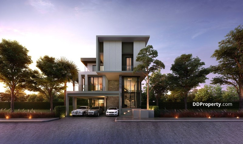 Baan Klang Muang Classe Ekkamai-Ramintra : บ้านกลางเมือง คลาสเซ่ เอกมัย-รามอินทรา #0