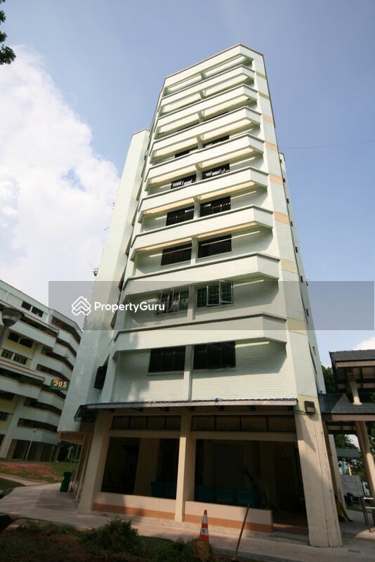 205 Jurong East Street 21 #0