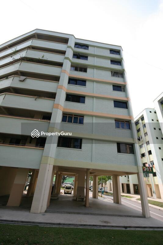 207 Jurong East Street 21 #0