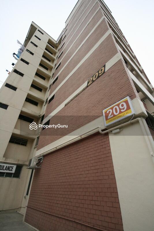 209 Jurong East Street 21 #0