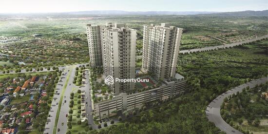Residensi Bandar Bukit Mahkota #111268067
