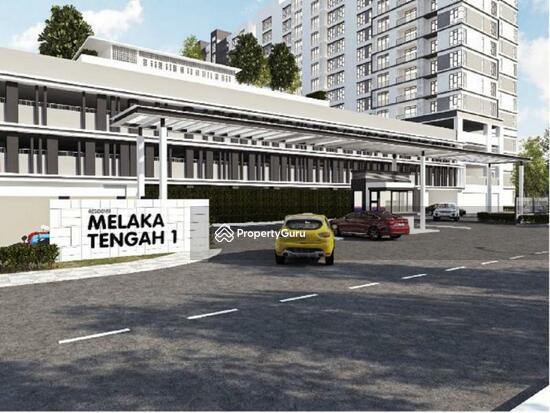 Residensi Melaka Tengah 1 #113760415