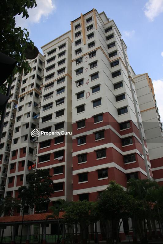274D Jurong West Avenue 3 #0