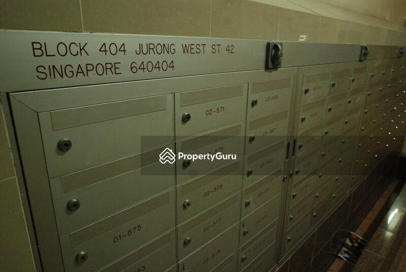 404 Jurong West Street 42 #0