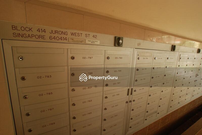 414 Jurong West Street 42 #0