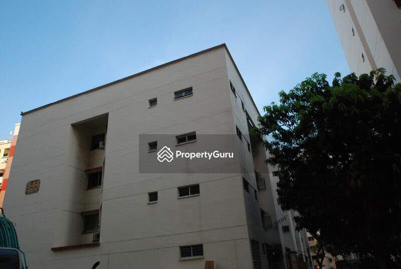 544 Jurong West Street 42 #0