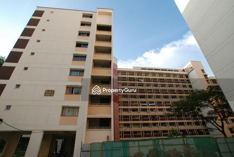 547 Jurong West Street 42 #0