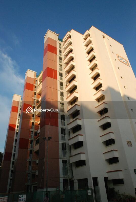 550 Jurong West Street 42 #0