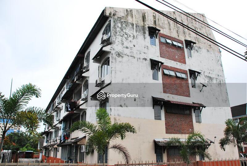 Apartmen Kampung Tunku #0