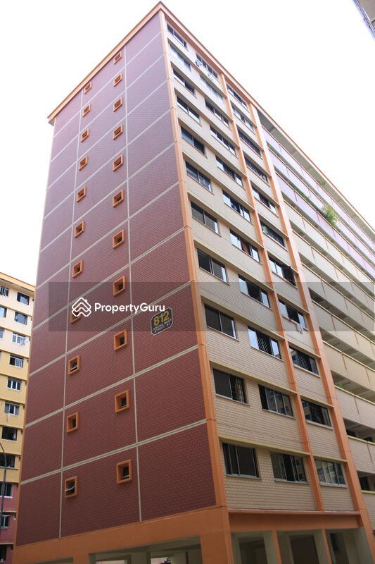 812 Jurong West Street 81 #0