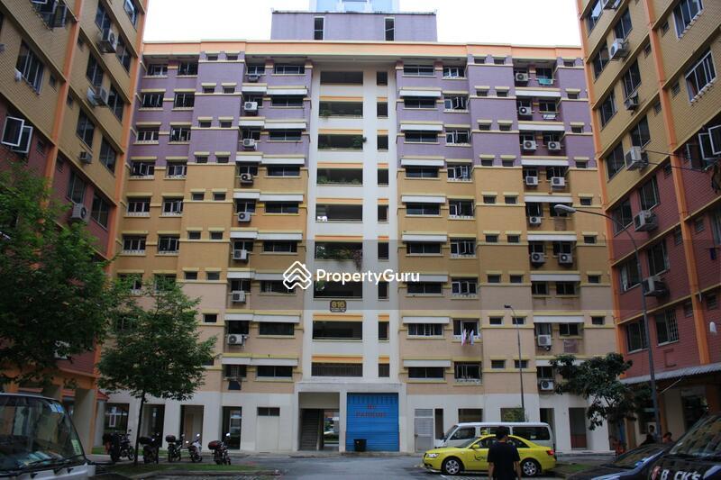 816 Jurong West Street 81 #0