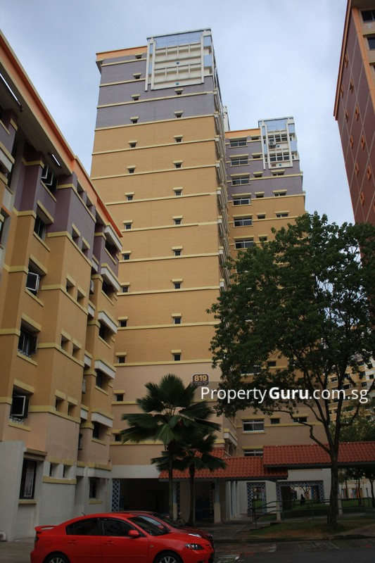 819 Jurong West Street 81 #0