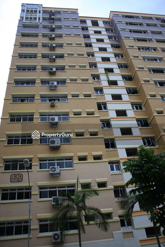 830 Jurong West Street 81 #0