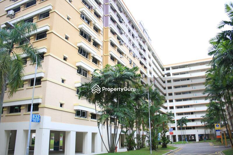 832 Jurong West Street 81 #0