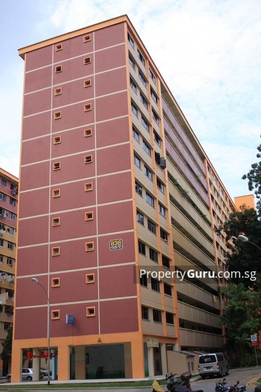 838 Jurong West Street 81 #0