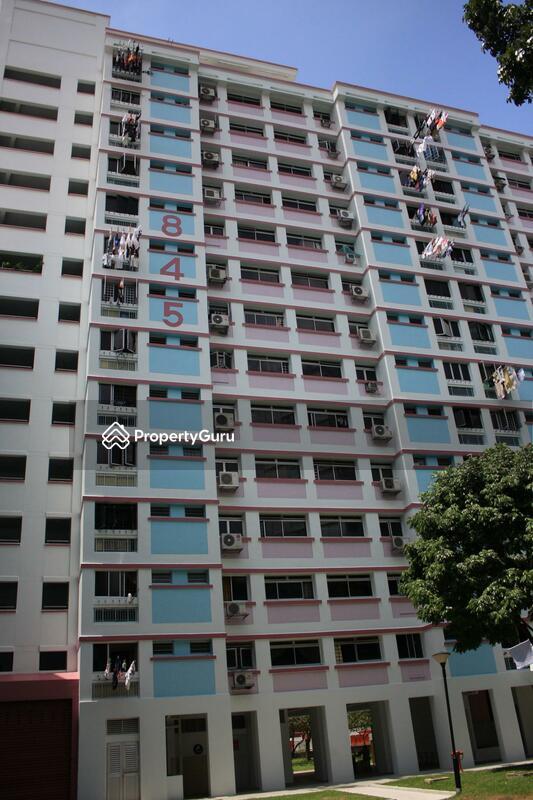 845 Jurong West Street 81 #0