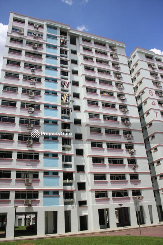 847 Jurong West Street 81 #0