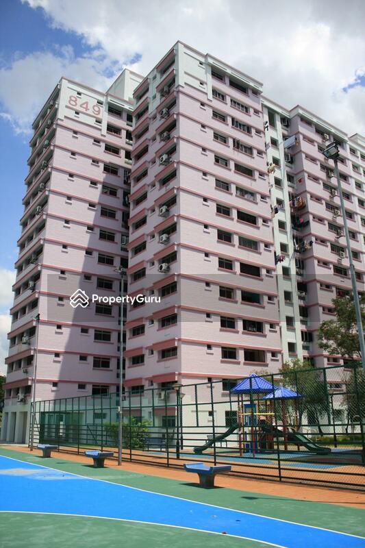 849 Jurong West Street 81 #0