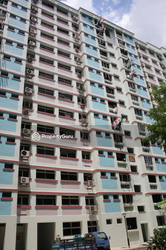 851 Jurong West Street 81 #0