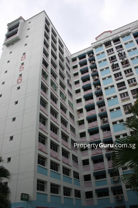 856 Jurong West Street 81 #0