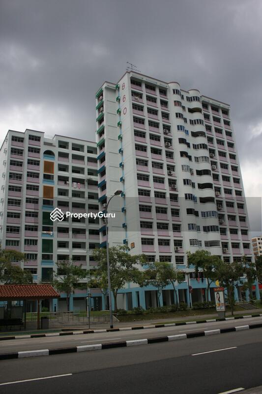 860 Jurong West Street 81 #0