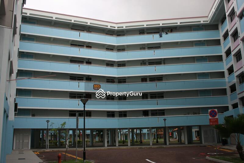 865 Jurong West Street 81 #0