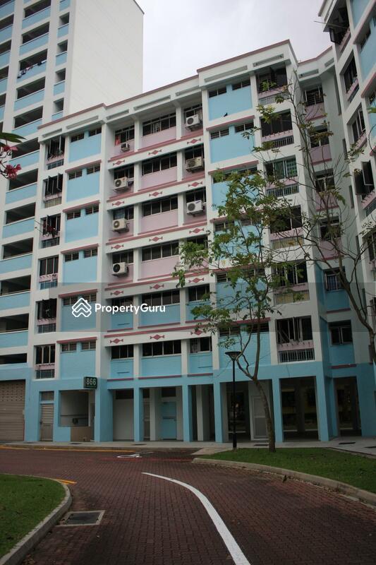 866 Jurong West Street 81 #0