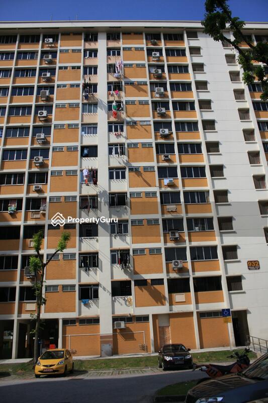 932 Jurong West Street 92 #0