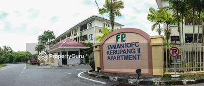 - Taman IOFC Kerupang ll Apartment