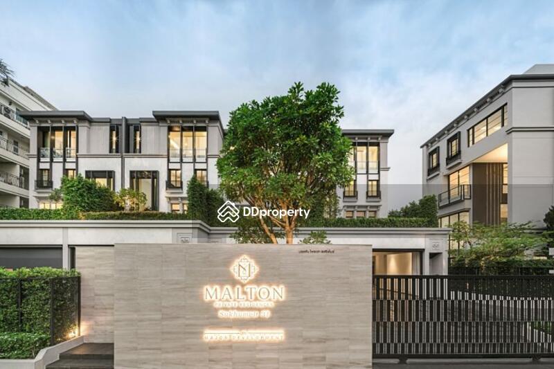 Malton Private Residence Sukhumvit 31 : มอลตัน ไพรเวท เรสซิเดนซ์ สุขุมวิท 31 #0