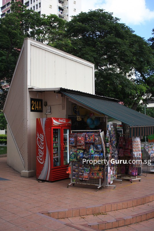 214A New Upper Changi Road #0