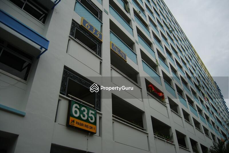 635 Pasir Ris Drive 1 #0