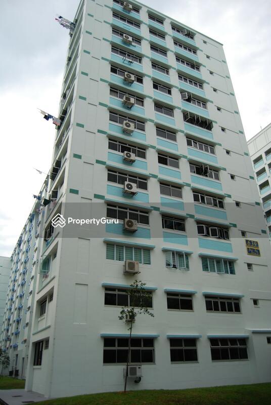 639 Pasir Ris Drive 1 #0