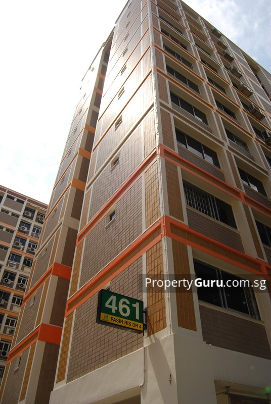 461 Pasir Ris Drive 4 #0