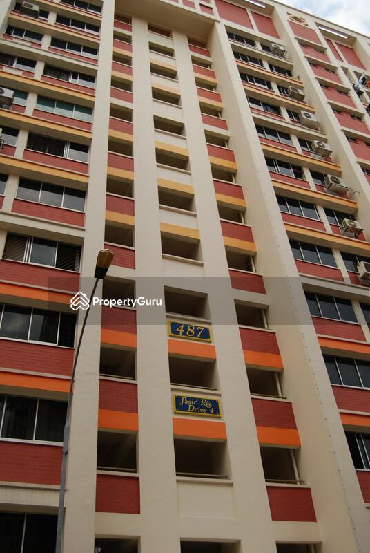 487 Pasir Ris Drive 4 #0
